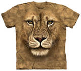 Youth: Lion Warrior Shirt
