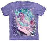 Youth: Aurora Unicorn T-shirts