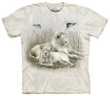 Youth: White Lion T-Shirt