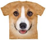 Youth: Corgi Face T-shirty
