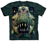 Youth: Rex Portrait T-shirts