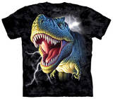 Youth: Lightning Rex T-shirts