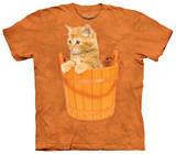 Youth: Bucket Kitten T-Shirt