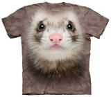Youth: Ferret Face Tshirt