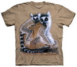 Youth: Ringtailed Lemurs T-Shirt