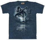 Youth: Wolf Reflections Shirts