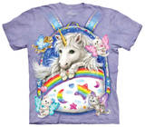 Youth: Backpack Unicorn T-shirts