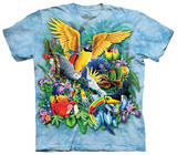 Youth: Birds Of The Tropics T-shirts
