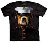 Youth: Bulldog Marine T-shirts