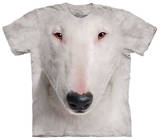 Youth: Bull Terrier Face T-Shirt