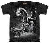 Youth: Black Dragon T-shirty