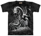 Youth: Black Dragon Shirts