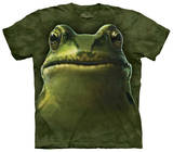 Youth: Frog Head Shirts
