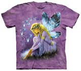 Youth: Purple Winged Fairy Shirts