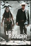 Lone Ranger Teaser Posters