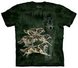Youth: Wolf Runner Shirts