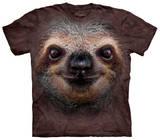 Youth: Sloth Face Koszulki