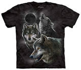 Youth: Eclipse Wolves T-Shirt