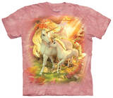 Youth: Mother & Baby Unicorns T-shirts