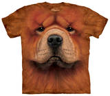 Youth: Chow Chow Face T-Shirt