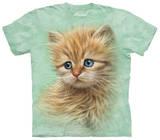 Youth: Kitten Portrait T-Shirt