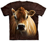 Youth: How Now Brown Cow Shirts