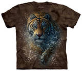 Youth: Tiger Splash T-shirts