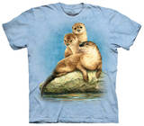 Youth: Three Otters T-Shirt