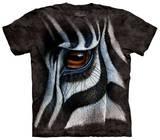 Youth: Zebra Eye Bluse