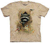 Youth: Wee Raccoon T-Shirt
