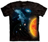 Youth: Solar System Shirts