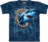 Youth: Shark Attack T-shirts
