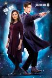 Doctor Who Clara Print