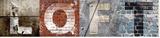 Loft Reproduction transférée sur toile par Patrick Durand