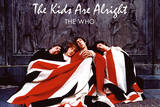 The Who The Kids are Alright Planscher