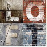 Square Loft Reproduction transférée sur toile par Patrick Durand