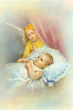 Angelic Slumber II Giclee Print by  The Victorian Collection
