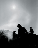 Rodeo IV Giclee Print by Andrew Geiger