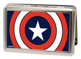 Marvel Comics - Captain America Shield Business Card Holder Novelty