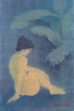 Evening Glow Giclee Print by Mai Long