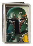 Star Wars - Boba Fett Face Business Card Holder Novelty