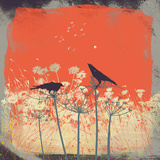 Away From The Flock II Giclee Print by Ken Hurd