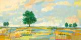High Plains Giclee Print by Hazel Barker