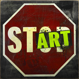 Start Giclee PrintDaniel Bombardier