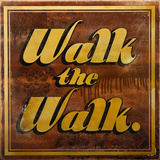 Walk the Walk Giclee Print by Daniel Bombardier