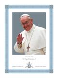 Papa Lámina fotográfica por Alessandra Benedetti