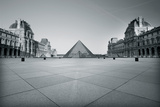 Louvre Light III Giclee Print by Joseph Eta