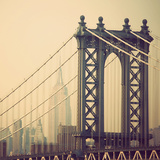New York Crossing I Giclee Print by Irene Suchocki