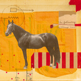 Stripe Giclee Print by Danielle Hession