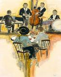 All That Jazz II Giclee Print